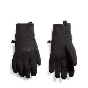 North Face NWOT Men's Apex Etip Gloves Black XL